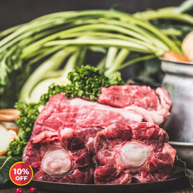 Buy Ox Tail Cut by Butchers Guide
