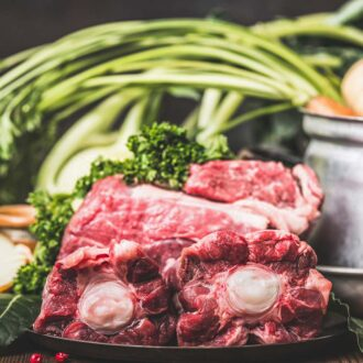 Ox Tail Cut by Butchers Guide – Buy Beef