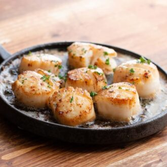 Scallop COOKED 4