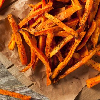 healthy-sweet-potato-fries-baked