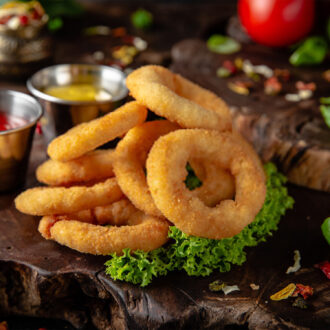 Fingerfood-Onion-Ring-cooked