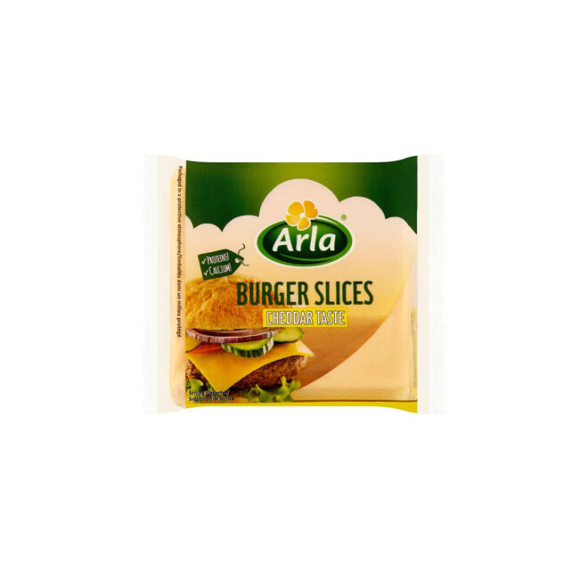 Arla Cheddar Sliced Cheese