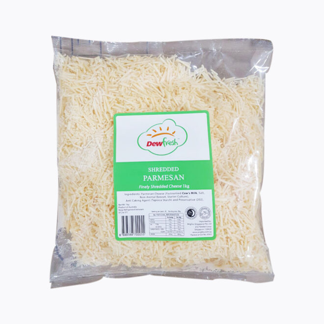 Parmesan Shredded