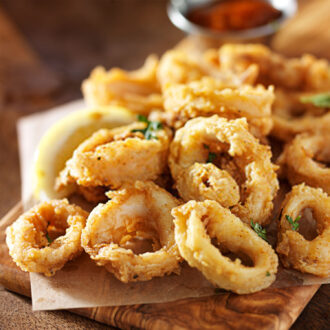 Seafood-Breaded-Squid-Ring-cooked