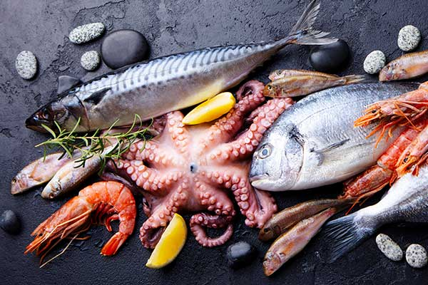 Our Seafood Products