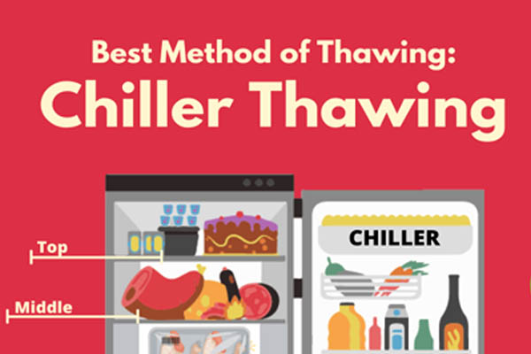 CS Mythbusters 2.2 – The right way to thaw your meat