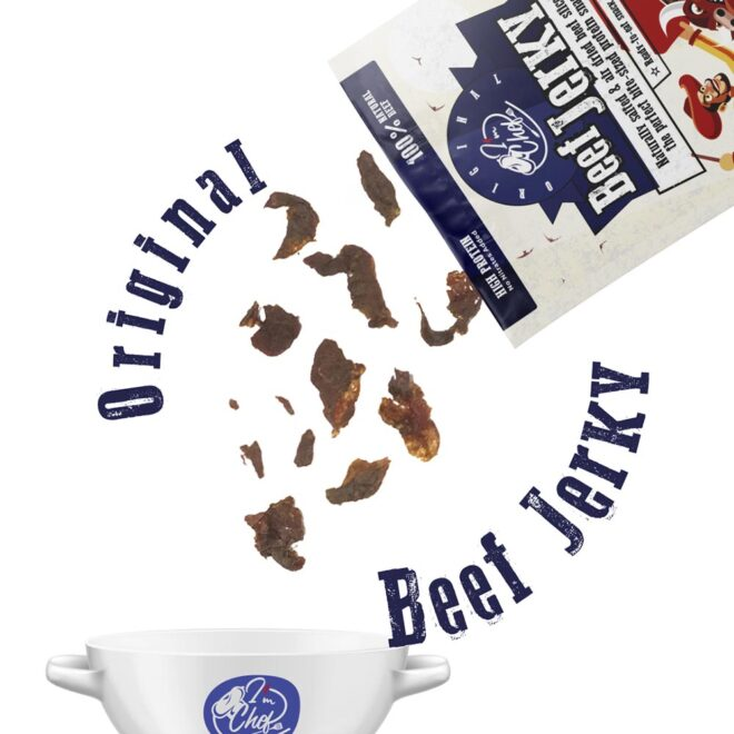 Buy Beef Jerky - Protein Packed Snack