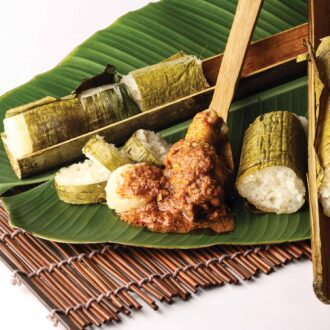Buy Rendang Chicken and Lemang Set