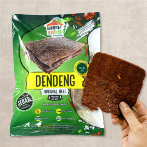 Do you know what is Beef Dendeng, is it an authentic halal meat dish?